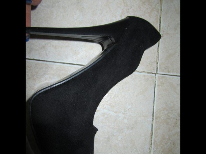 Super cipele jednom nosene na par sati. Broj je 38. Visina stikle je - Nis