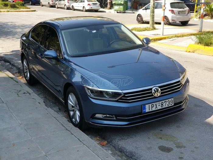 Volkswagen Passat 2016. Photo 2