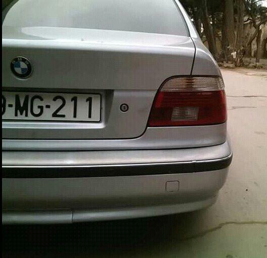 BMW 528 1997. Photo 2