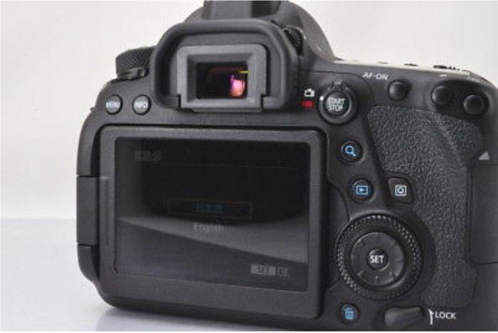 Canon EOS 6D Mark II Digital SLR Camera Body 26.2 MP Full-Frame . Photo 1