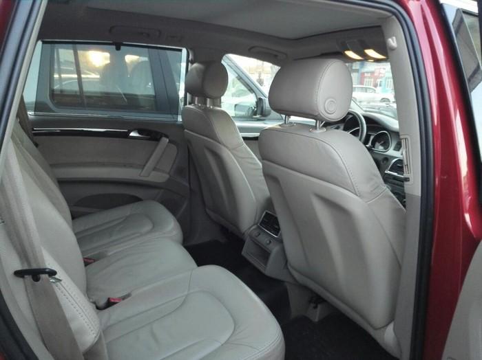 Audi Q7 2007. Photo 2