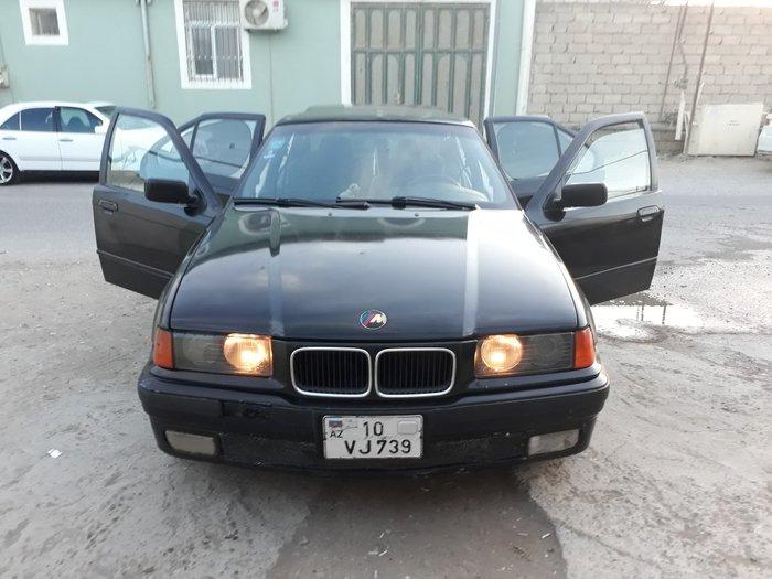 BMW 318 1995. Photo 0