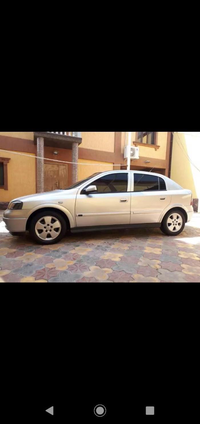 Opel Astra 2004. Photo 0