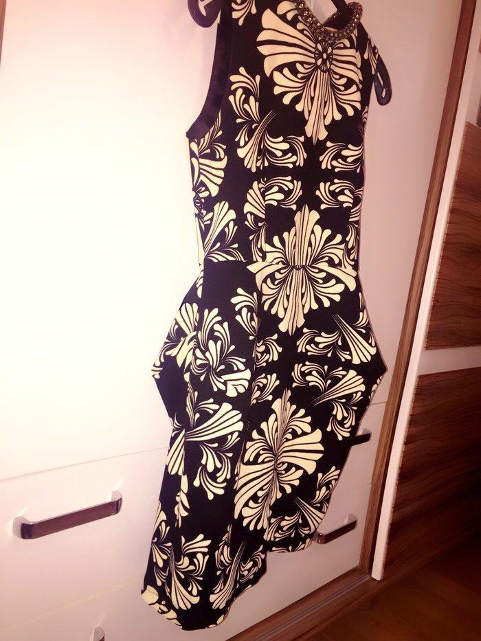 Платье 36-38 размер, в отличном состоянии как новое, цена 10 манат.. Photo 2