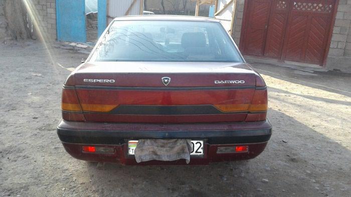 Daewoo Espero 1996. Photo 1