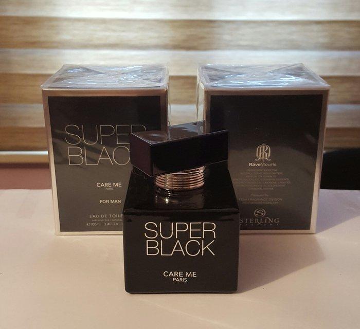 Sumqayıt şəhərində Super Black by Sterling Parfums Dubay Brendi 100ml kişi ətri.