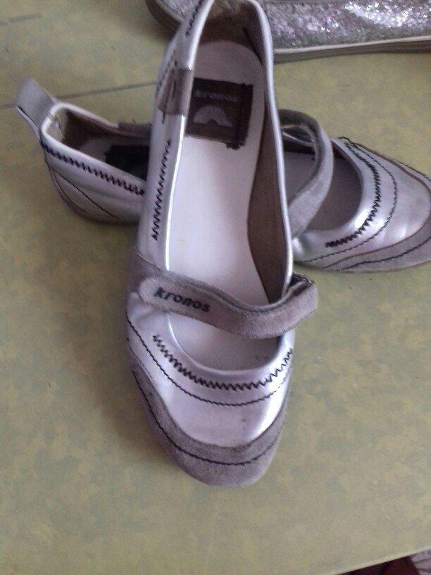 Ženska patike i atletske cipele - Prokuplje: Kronos baletanke 38 nosene