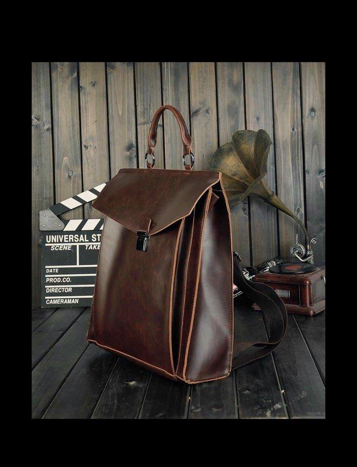 da8db00af166 Очень стильный, модный кожаный рюкзак. В наличии за 2000 KGS в ...