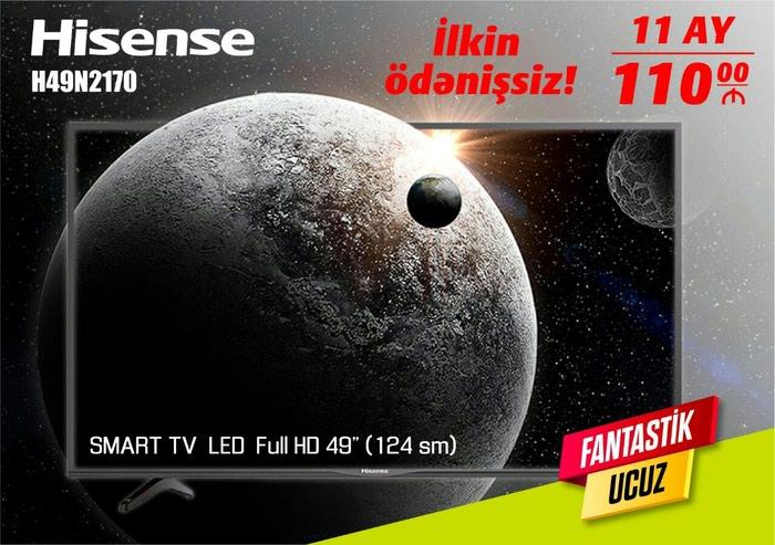 Televizor Hisense H49N2170 smart. Photo 0
