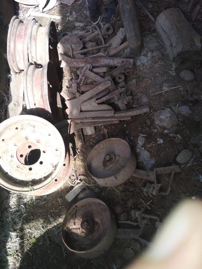 Продаю культиватор на маленький трактор, делали на т 16.. Photo 1