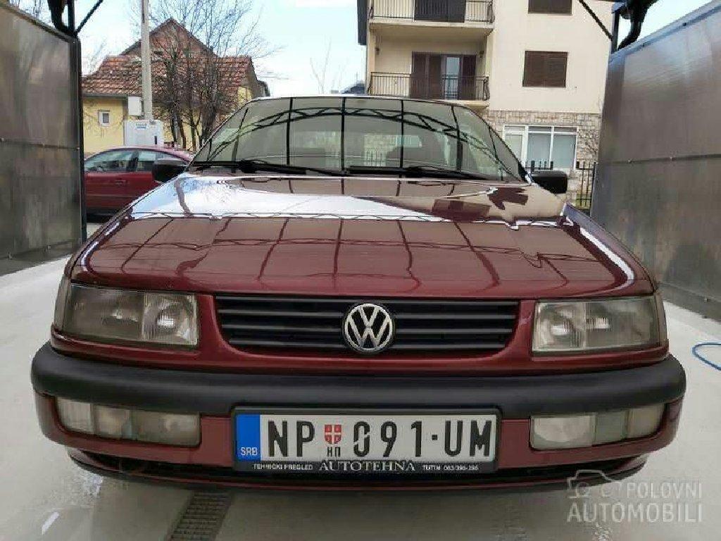 Volkswagen Passat 1.9 l. 1995 | 26500 km