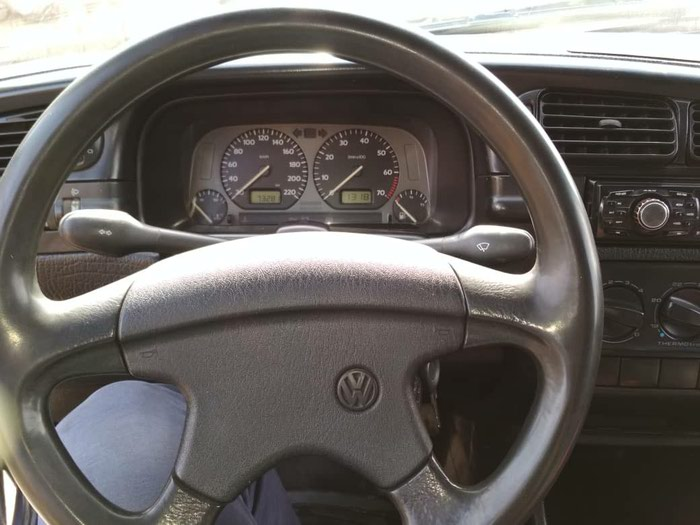 Volkswagen Vento 1993. Photo 2