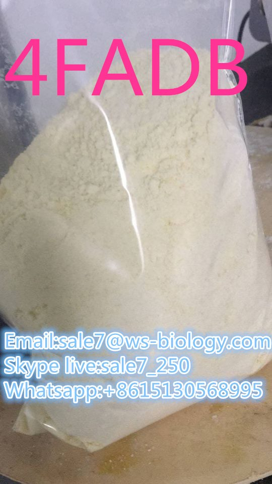 Hot sell Chinese 4fadb powder,high purity and quality,best price. Photo 1