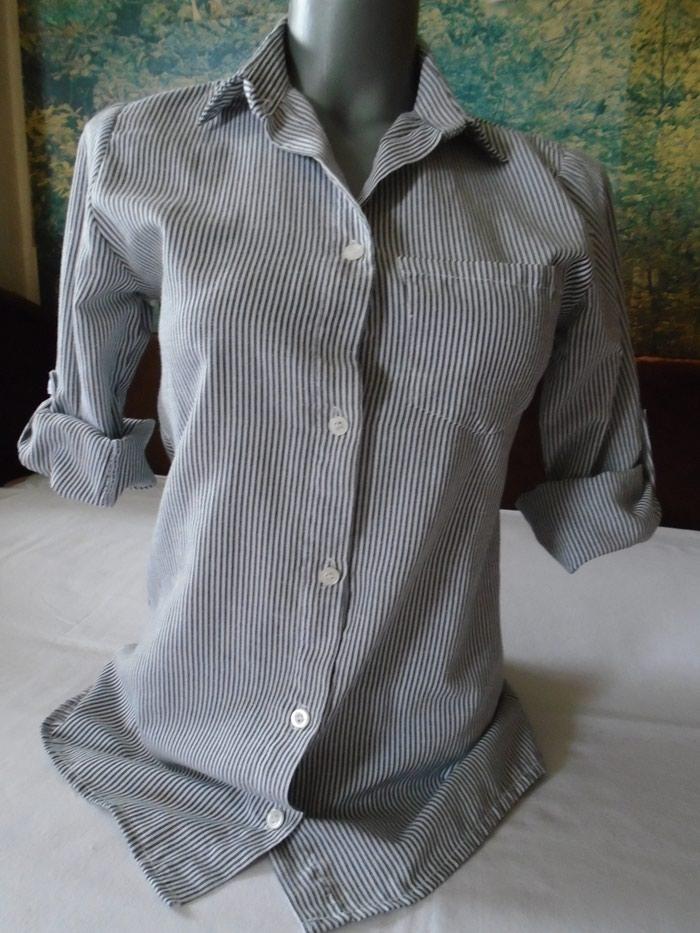 Košulje i bluze - Beograd: Košuljica na uske prugice, S veličine