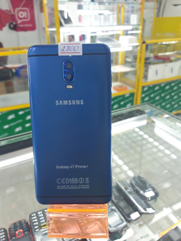 Новый Samsung Galaxy C7 2016 32 ГБ Синий