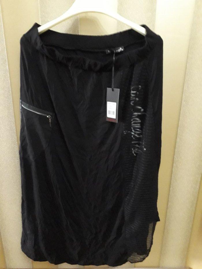 НОВАЯ турецкая женская юбка в талии 42 см длина 90. Photo 0