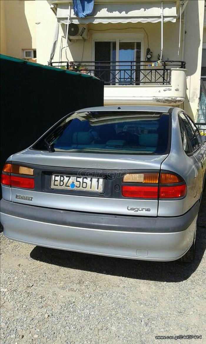 Renault Laguna 2001. Photo 0