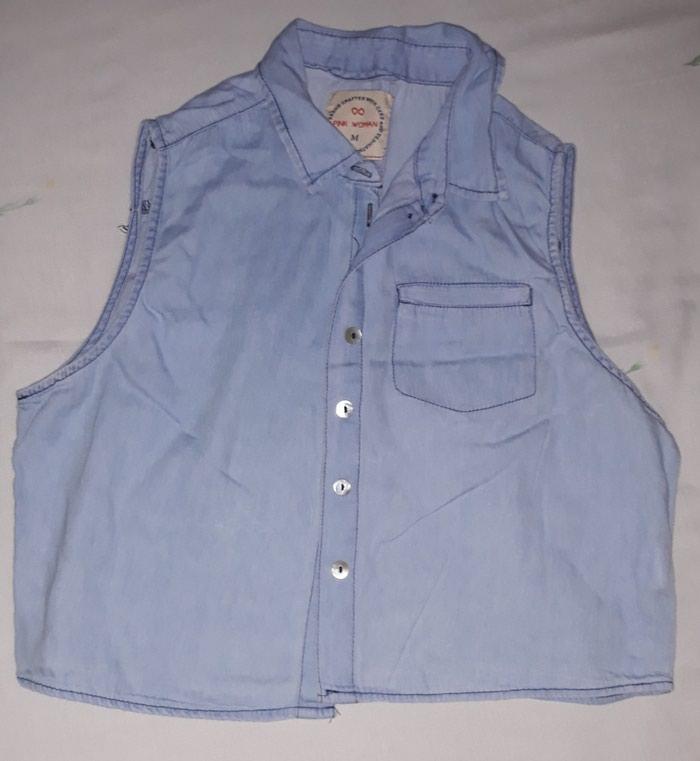 Αμάνικο πουκάμισο νούμερο M.. Photo 0