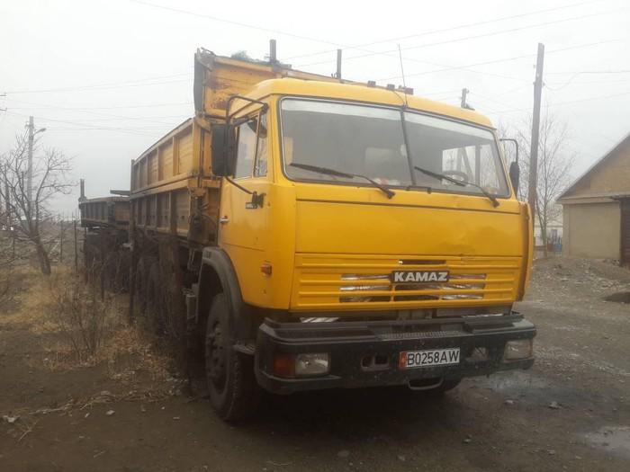Цементовоз 1990г,42куб цистерна Цена 20000$ в Бишкек