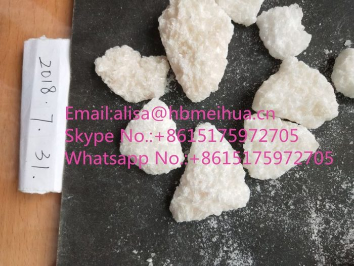 Good 4Cl-PVP,4C-PVP,4clpvp,mpvp,apvp crystal alisa@hbmeihua.cn. Photo 3