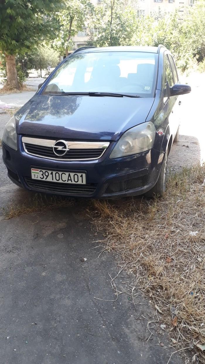 Opel Zafira 2005. Photo 1