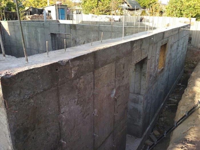 Заливаем фундамент. подвал любой сложности. в Бишкек