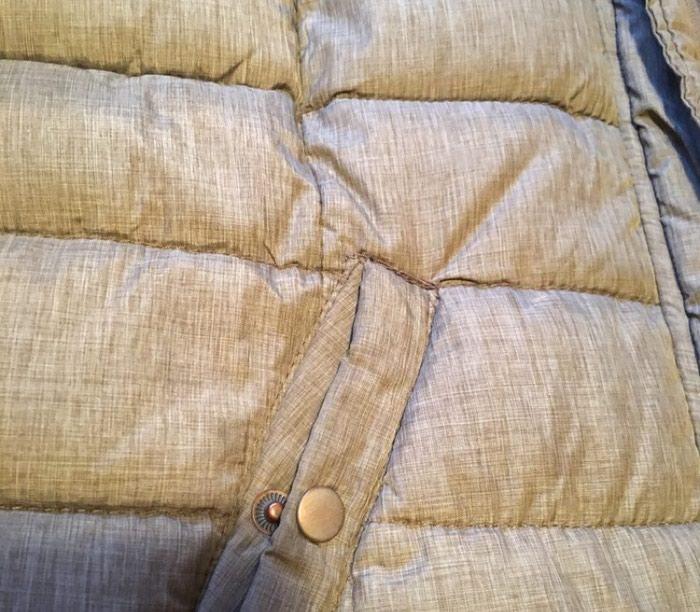 Prelepa nova nenosena melirana braon jakna. L vel. Photo 1
