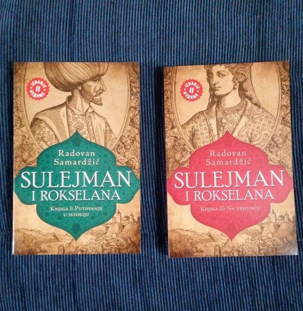 Sulejman i rokselana knjiga i i ii novo - Indija