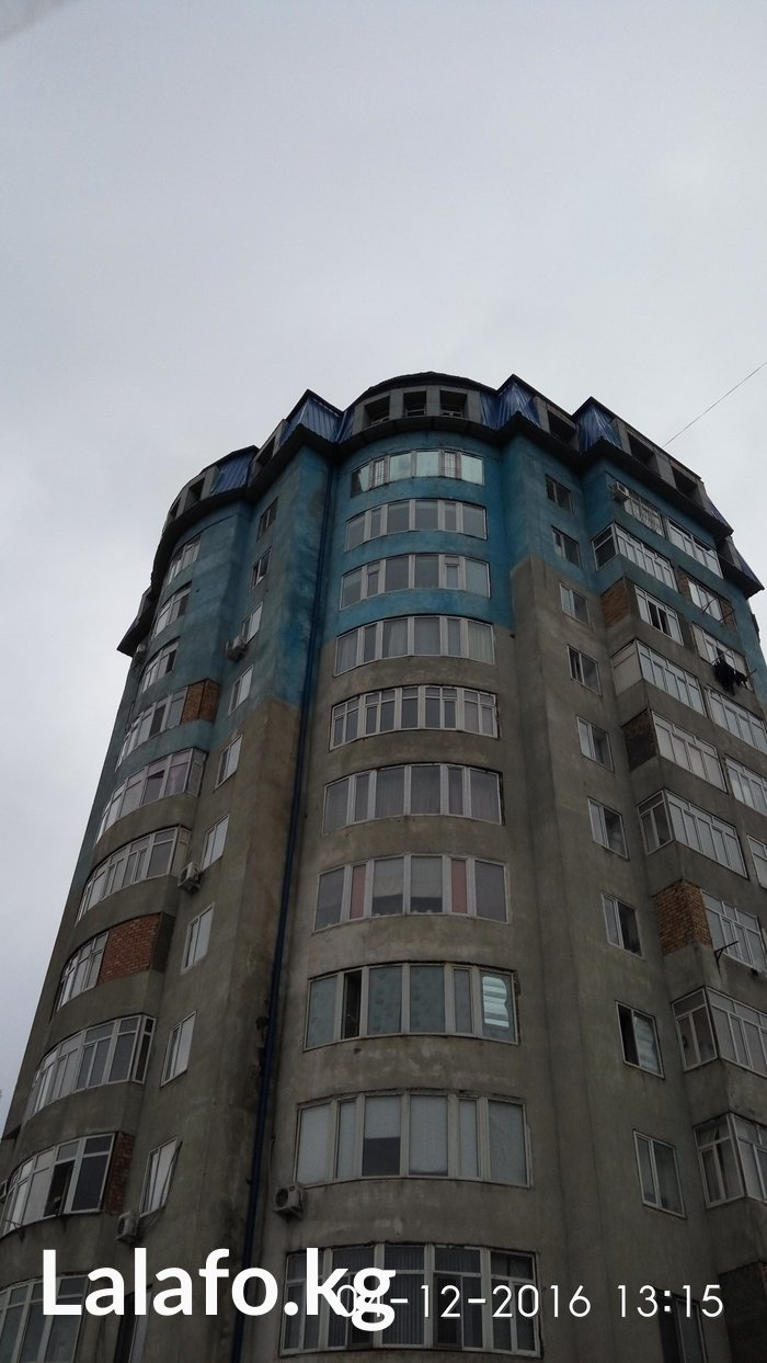 Продаю пентхаус, 8 комнат. ,10-й этаж. , 2012г. п. ,  226м. кв.. в Бишкек