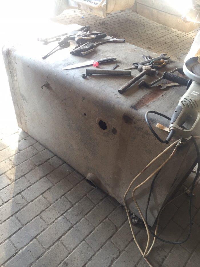 бензобак скания scania 500 литров в Бишкек