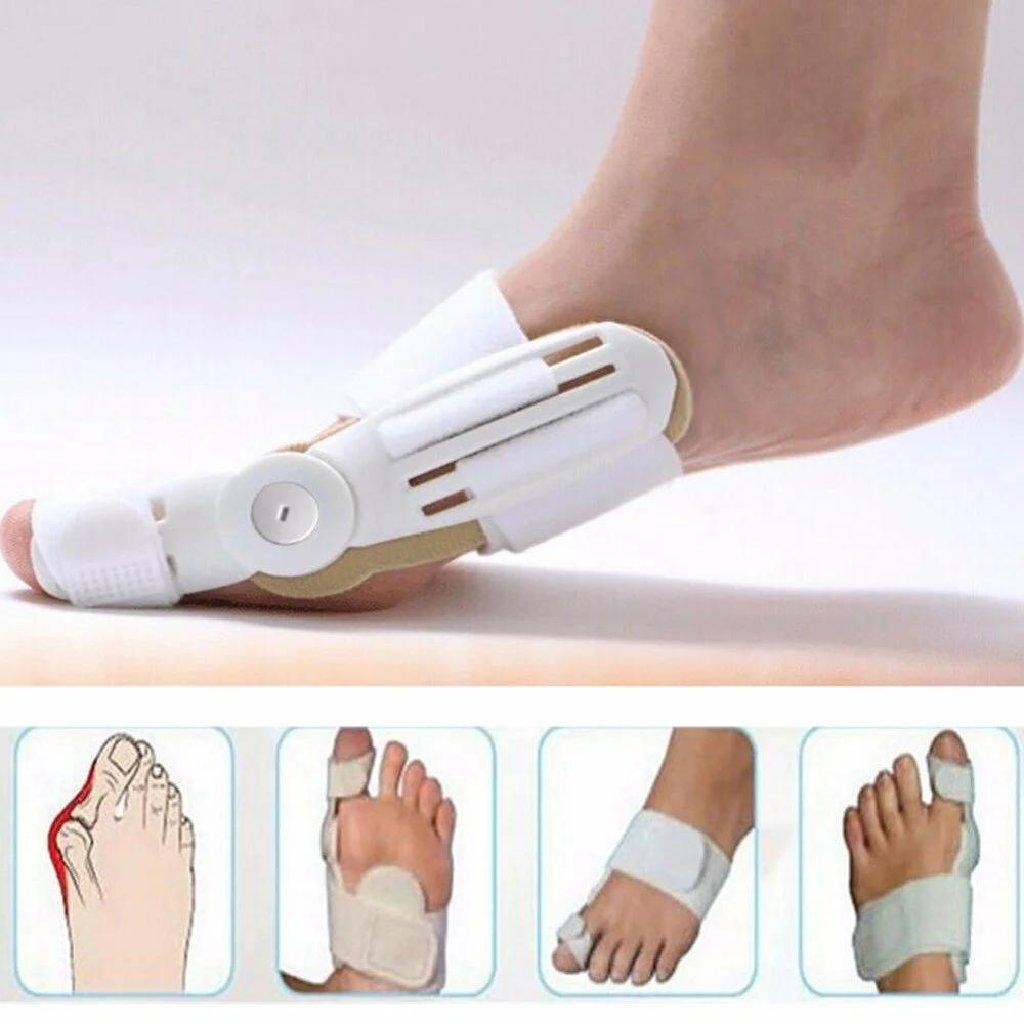 """Хотите избавиться от выпирающей """"косточки"""" на ноге без операции"""