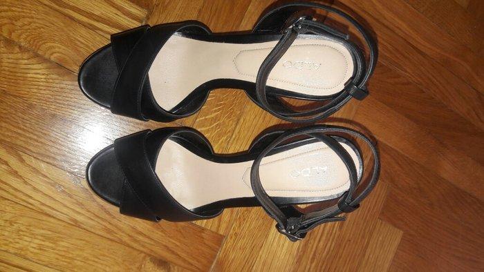 Nove, aldo kozne sandale br. 37 . Photo 3