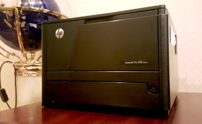 Bakı şəhərində Printer (hp lasejet pro 400 m401d) əla vəziyyətdədir. Heç bir