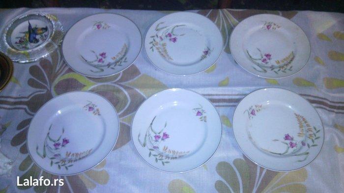 Set tanjira, bez ostećenja  - Cuprija