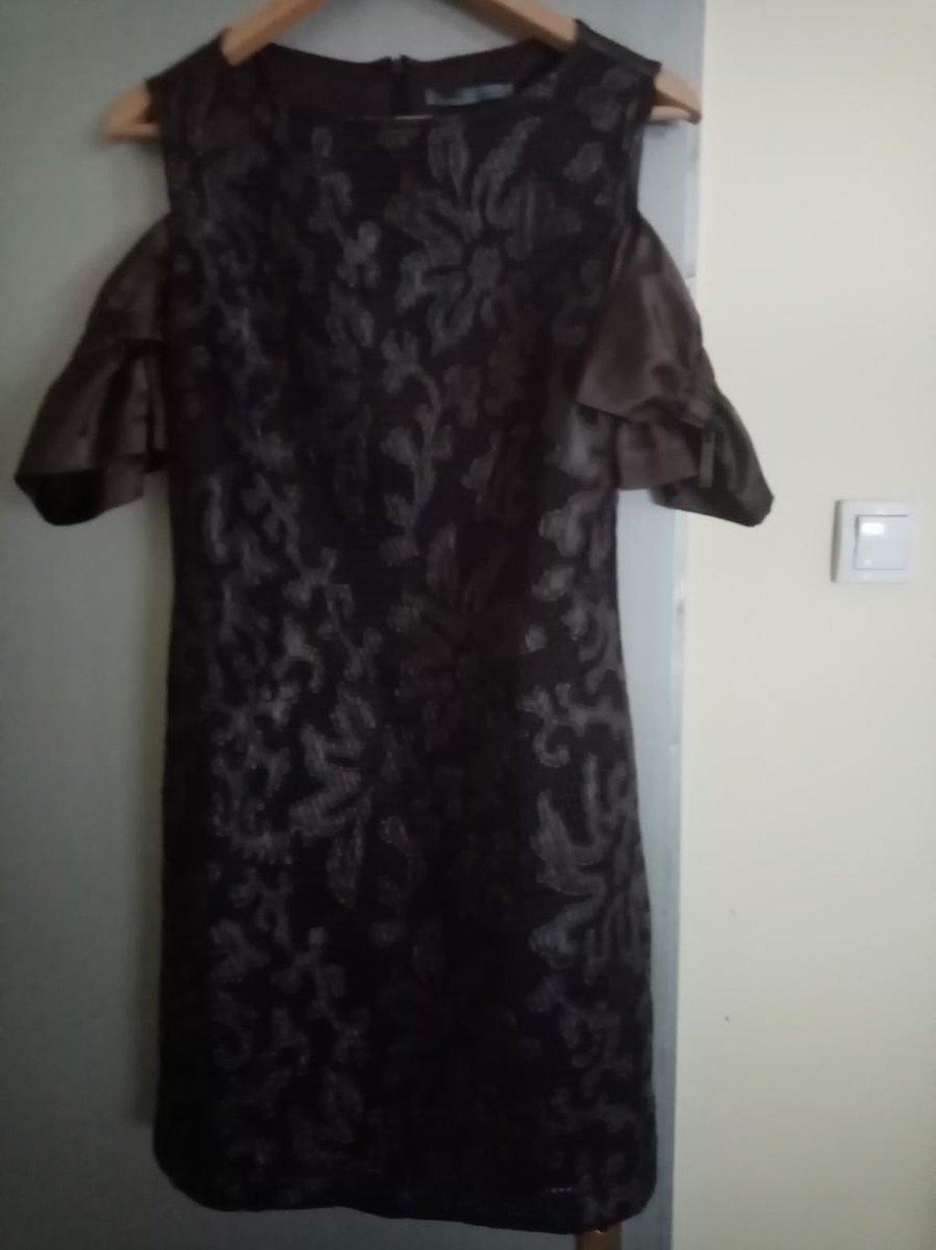P. s braon haljina, 36
