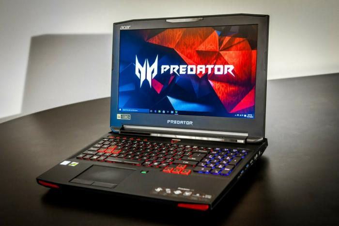 Acer Predator 17 G9-793-731R Gaming Core i7 GTX1060 16GB 1256GB. Photo 0