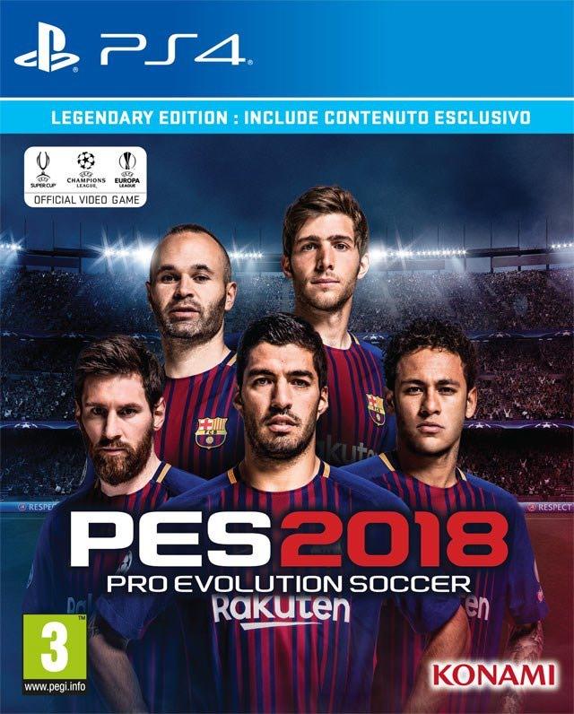 Bakı şəhərində Ps4 oyun: PES 18. Playstation 4 bütün oyunların və akssesuarların