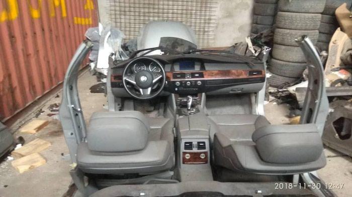 Автозапчасти на БМВ Е 60 2