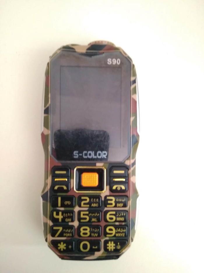 S Color S90 model.Telefon yaxşı vəziyyətdədir satılır 70. Photo 0