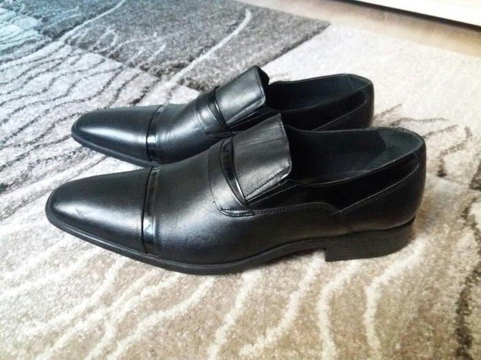 d9a5b952f Кожанные мужские туфли новые Tessera Турция р-42. за 4500 KGS в ...