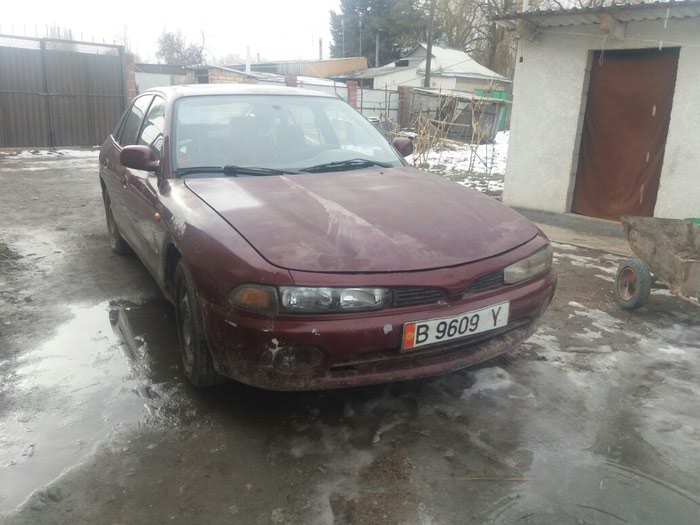 Mitsubishi Galant 1994 in Шопоков