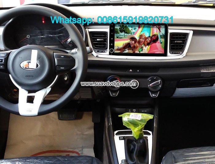 Kia rio 2017 car audio radio android wifi gps camera in Kathmandu