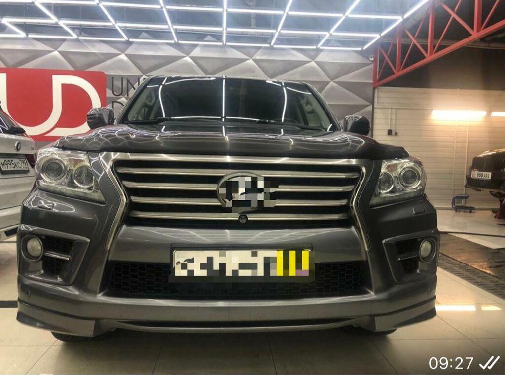 Lexus LX 5.7 л. 2013   111 км