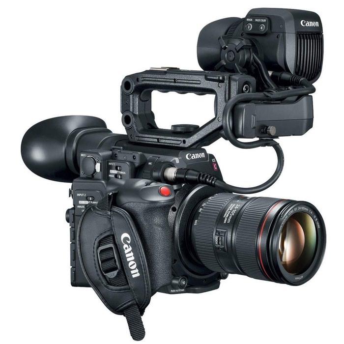 Canon Eos C300 Ef. Photo 0