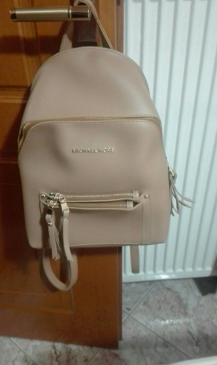 Backpack Michael kors δέρμα. Photo 0