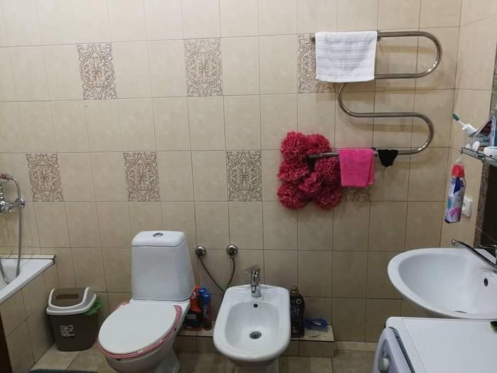 Сдается квартира: 2 комнаты, 75 кв. м., Бишкек. Photo 4