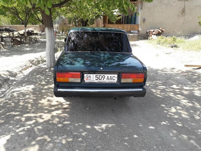 ВАЗ (ЛАДА) 2107 2007. Photo 3