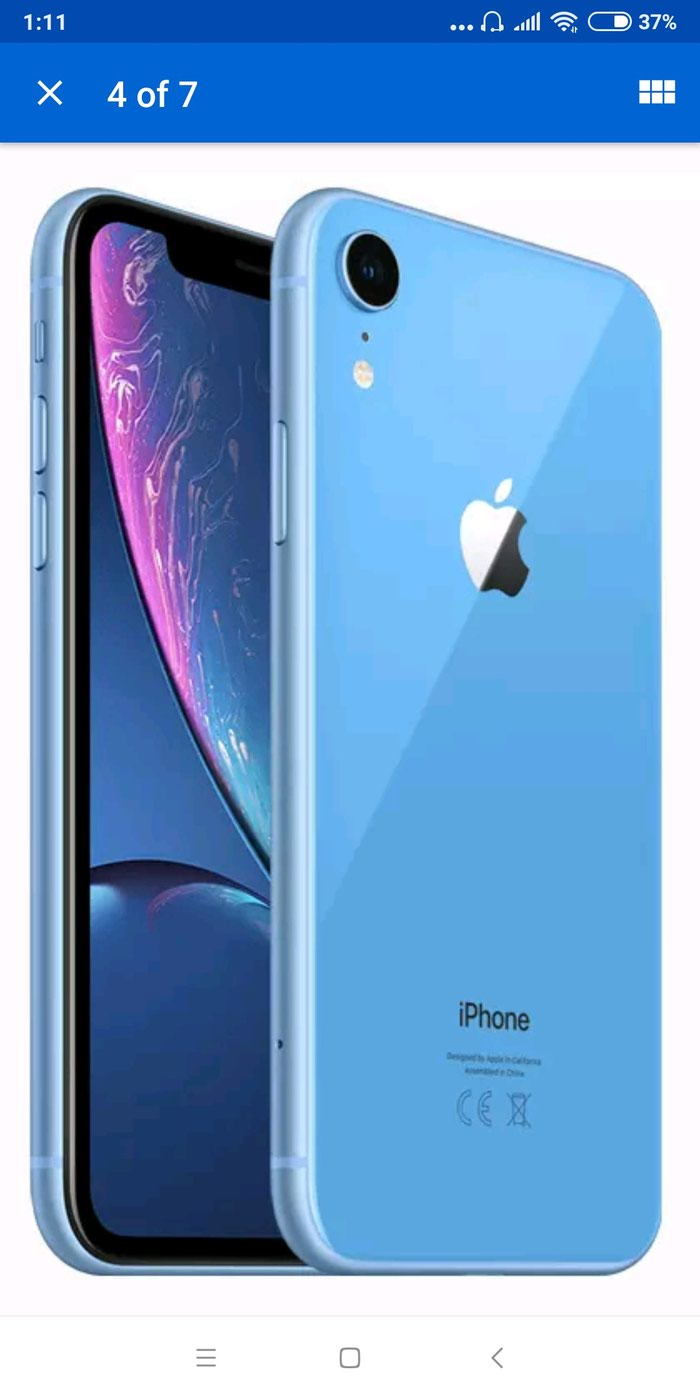 IPhone xr only 829.99€  of 1.500€. Photo 4