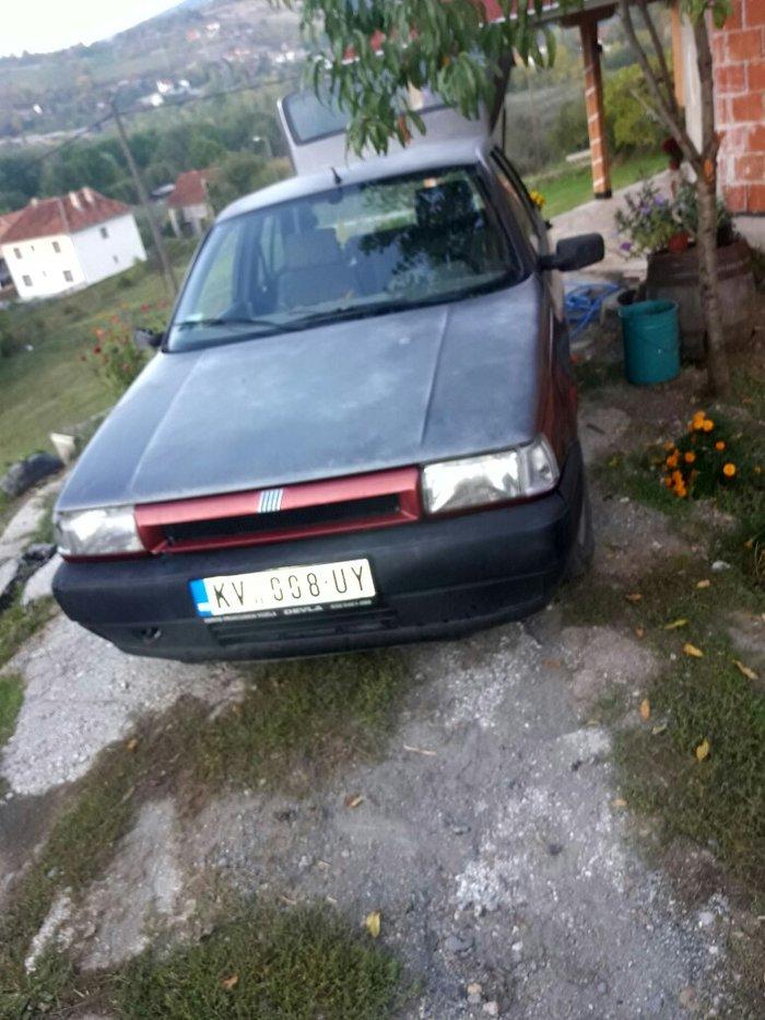 Fiat Tipo 1994 - Raska