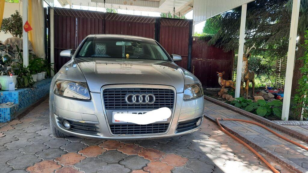 Audi A6 2.4 л. 2005 | 274000 км: Audi A6 2.4 л. 2005 | 274000 км